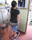 品川接骨院の治療の様子