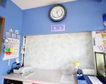 品川接骨院の待合室の受付